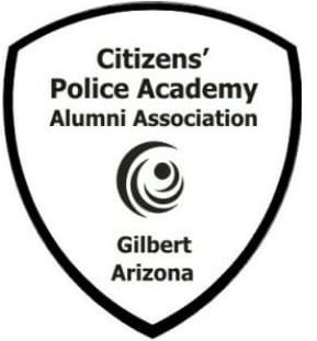 Gilbert Citizens Police Academy Alumni Association